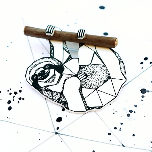LENOCHOD STANDA - brož