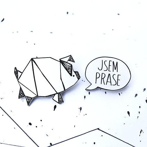 JSEM PRASE - dvoj-brož