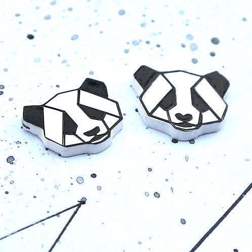 PANDA STANDA - Naušnice pecky