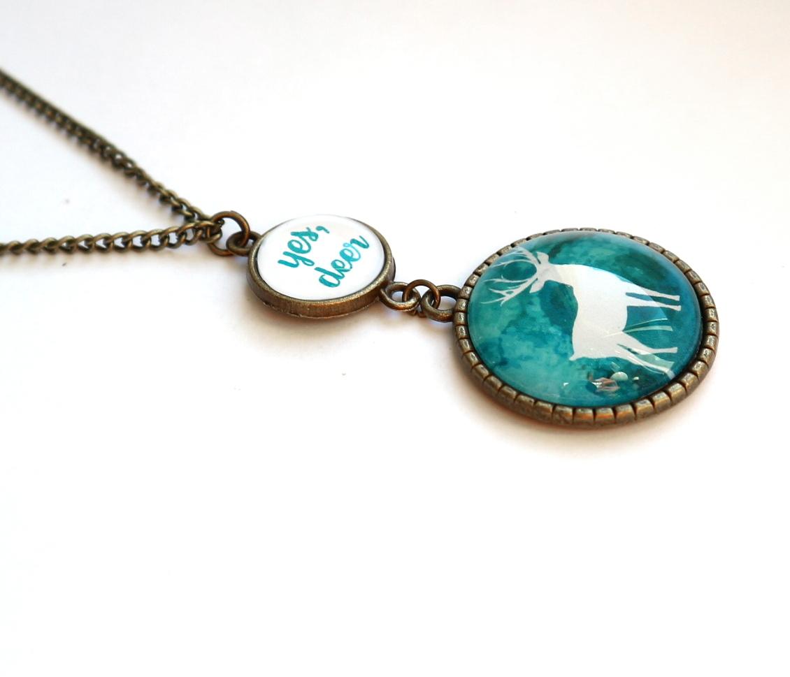kombinovaný náhrdelník