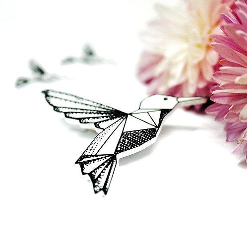 Kolibřík - brož