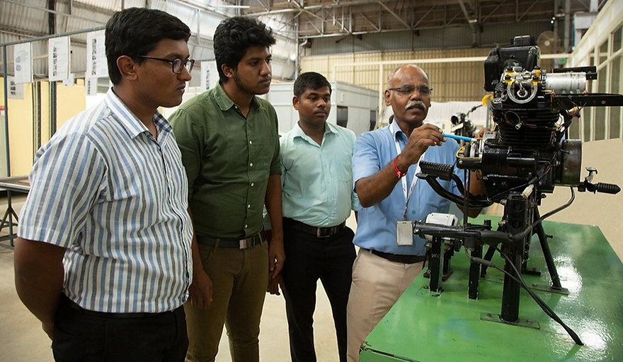industry training