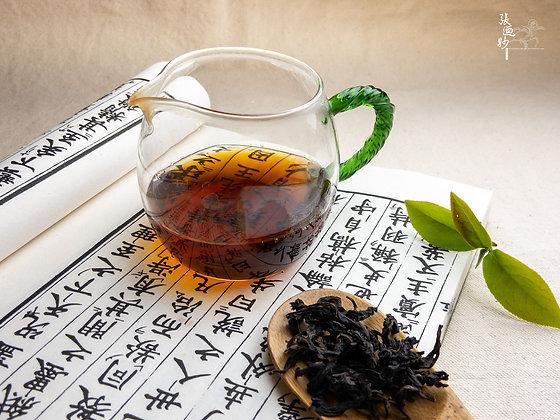 陳年條形鐵觀音茶