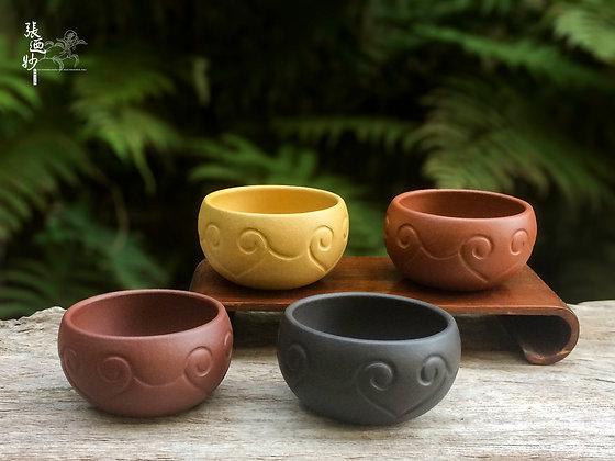 Ruyi Purple-Clay Tea Cup