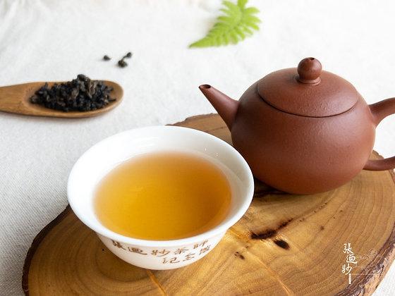 木柵鐵觀音茶(重發酵)-2021年春