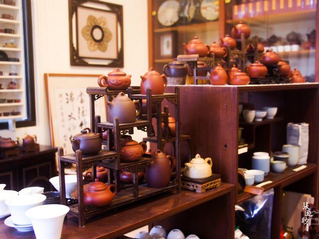張迺妙茶師紀念館_商品區