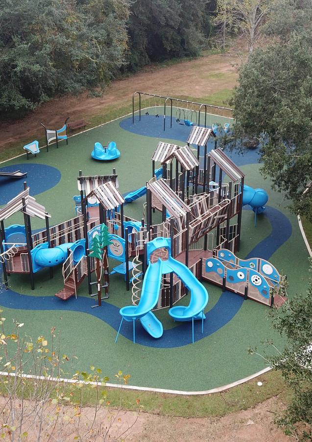 Playground Improvements