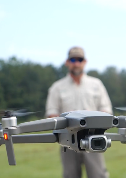 Survey with Drone