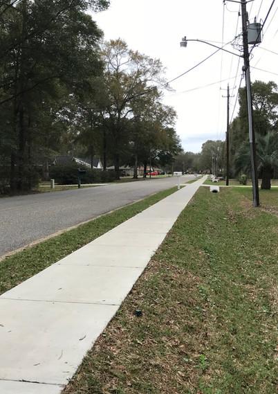 Sidewalk Improvements