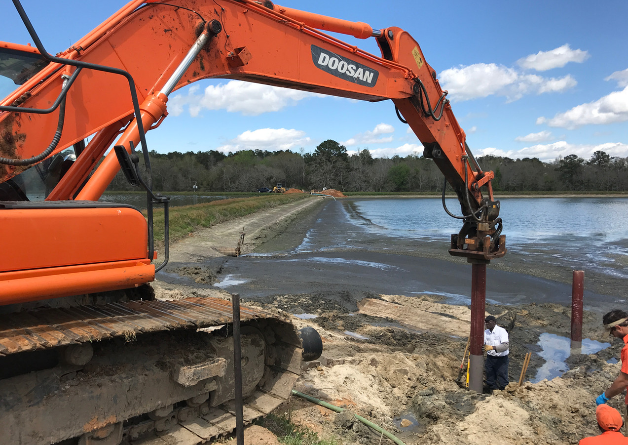 Wastewater Lagoon Improvments