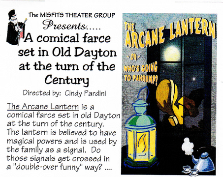 The Arcane Lantern Run