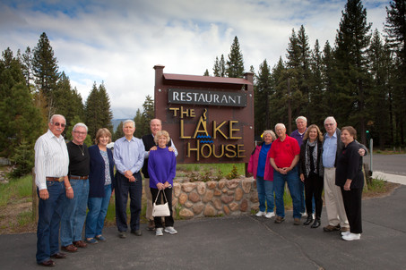 Lakehouse Restaurant Run