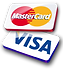 Master Card, Visa, Удобная оплата