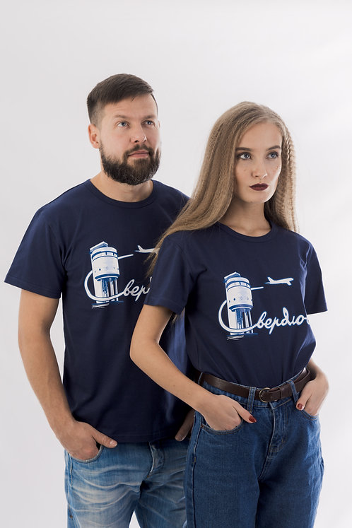 "Футболка ""Свердловск"""