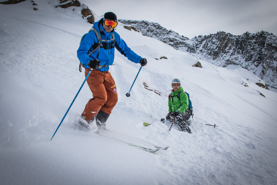Off Piste and Ski Touring