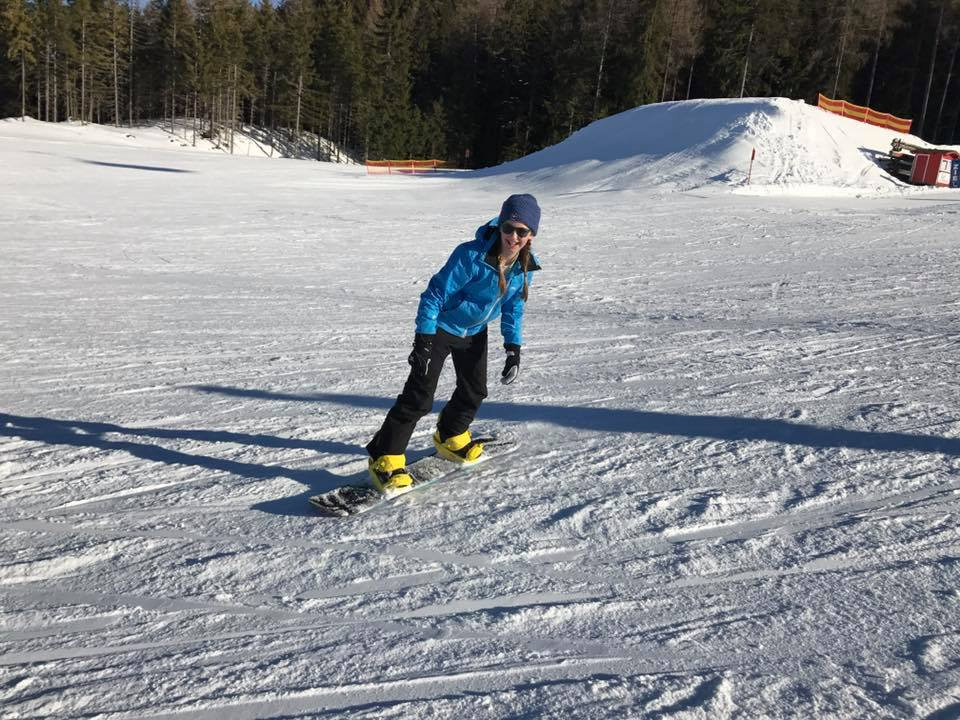 Beginner Snowboard Session