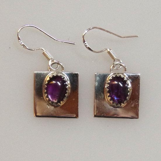 Earrings - Sterling Silver