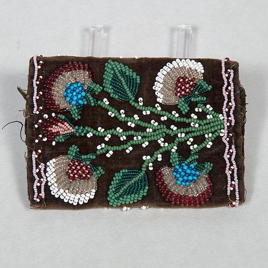 Beaded Needle Case (85:65)