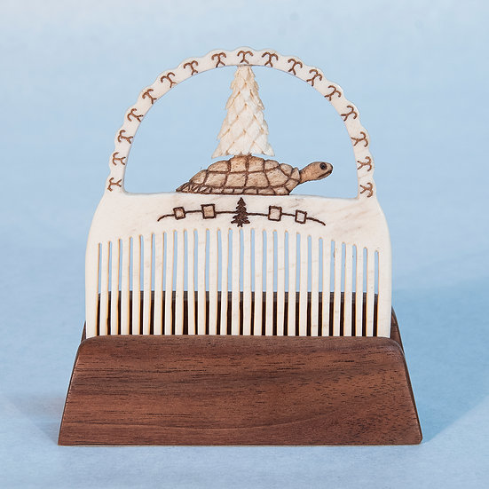Tree of Peace comb