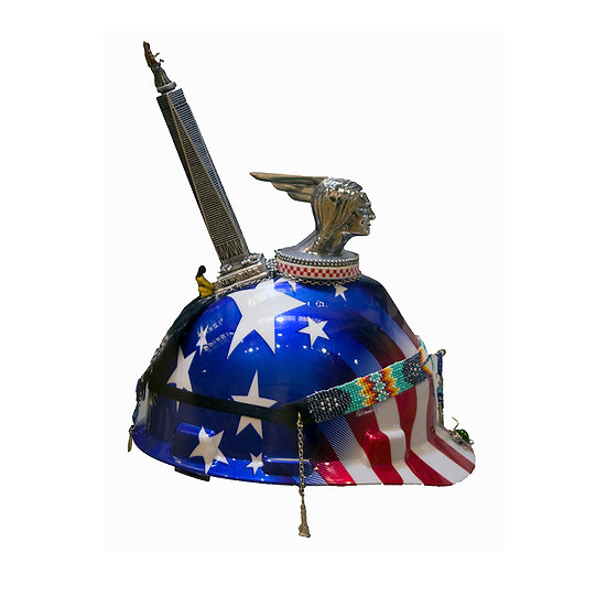 A Mohawk Headdress for the Freedom Tower (17:11)