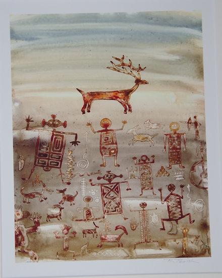 """Untitled"" Roger Parish Print"