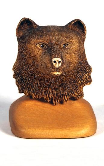 """Antler Sculpture """"Bear"""" (88:108)"""