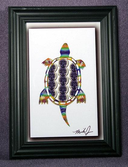 Turtle Clan Print