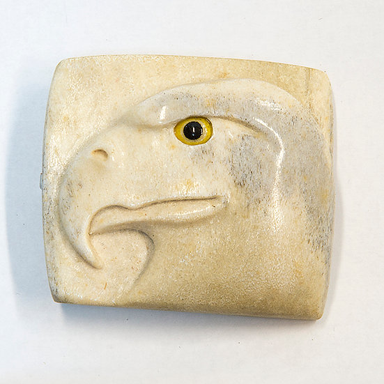 Eagle Head Belt Buckle (81:404)