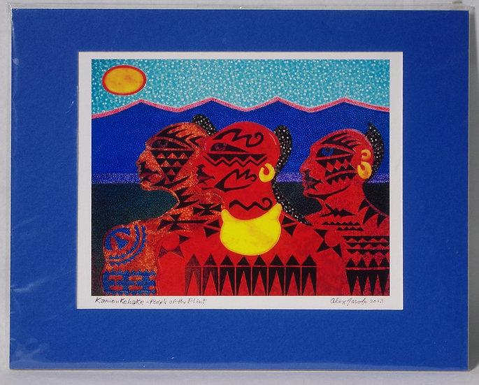KanienKehake - People of the Flint