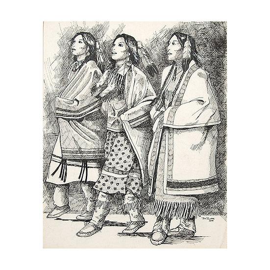 Three Sisters Dancing (95:23)