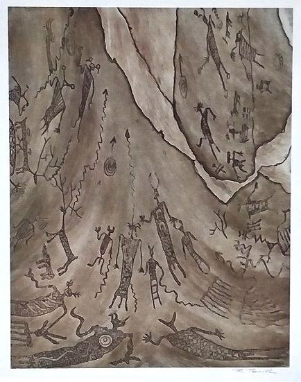 Petroglyphs - Roger Parish