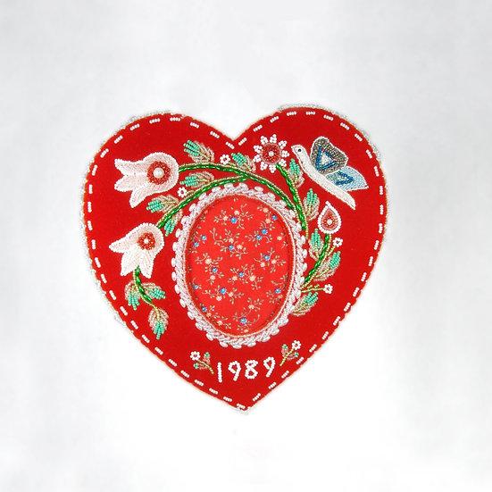 "Beadwork Heart - ""Heart"" (90:46)"