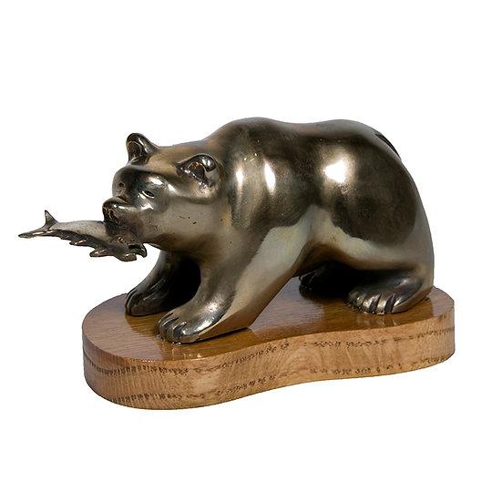 Bear with Fish (16:50)