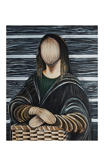 Mona Lisa Made a Basket (16:34)
