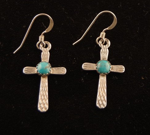 Earrings - Sterling Silver