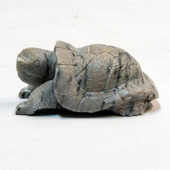 Small Soapstone Turtle (06:30)