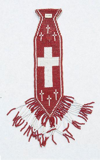 Beaded Necktie (80:5)