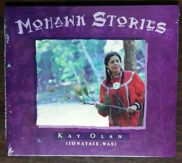 Mohawk Stories - Kay Olan, CD