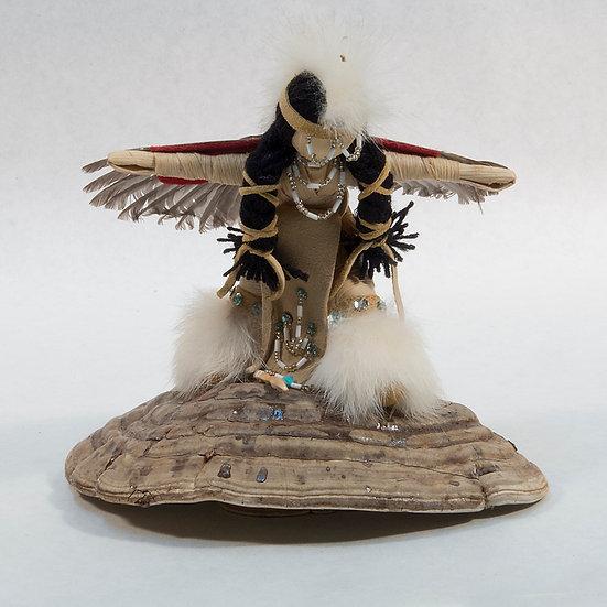Cornhusk Doll Eagle Dancer (84:45)