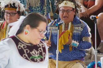 Iroquois Dancers