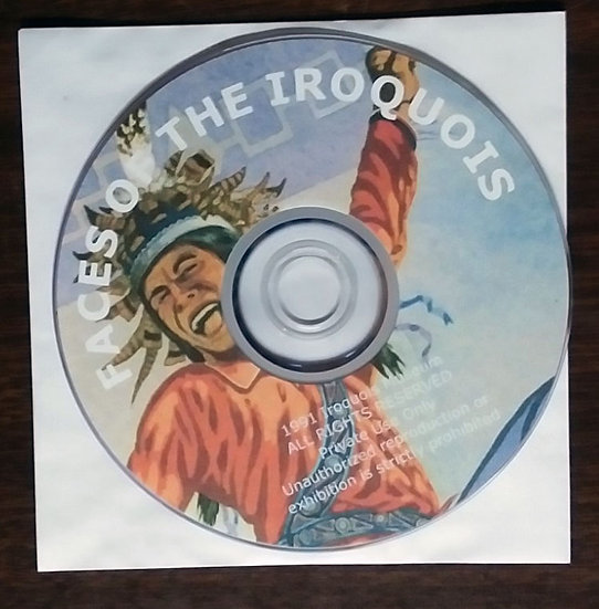 Faces of the Iroquois
