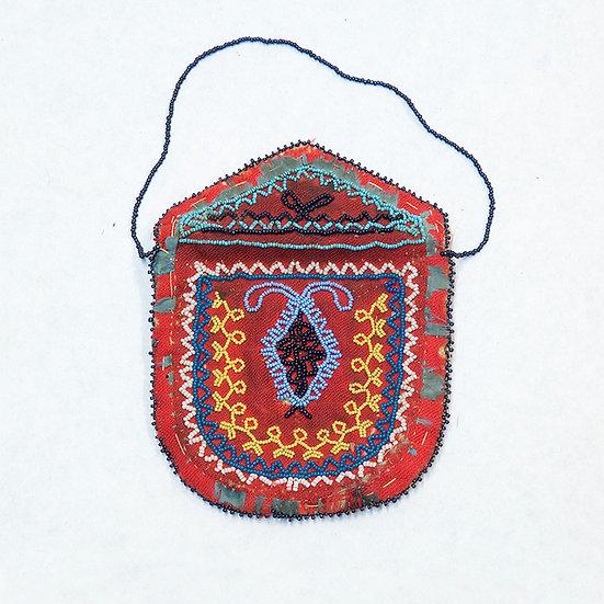 Antique Beaded Bag (85:113)