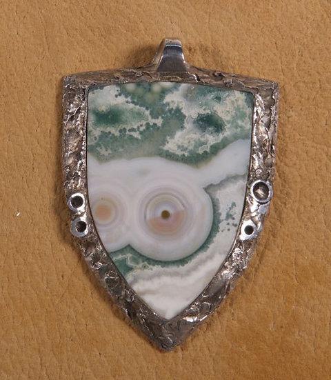 Necklace - Ocean Jasper