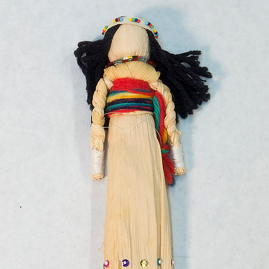 Female Cornhusk Doll (88:102)