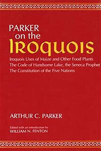 Parker on the Iroquois
