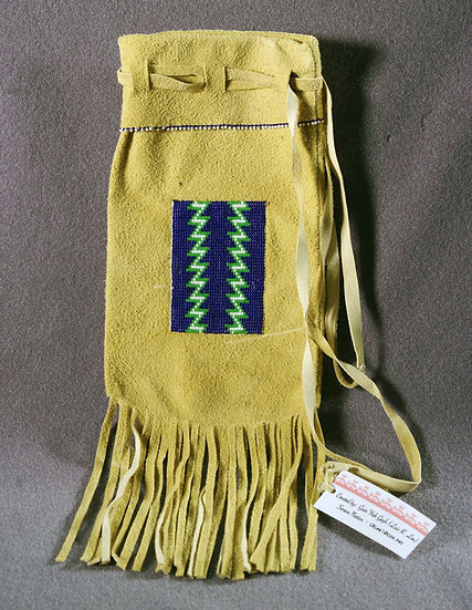 Fringed Medicine Pouch