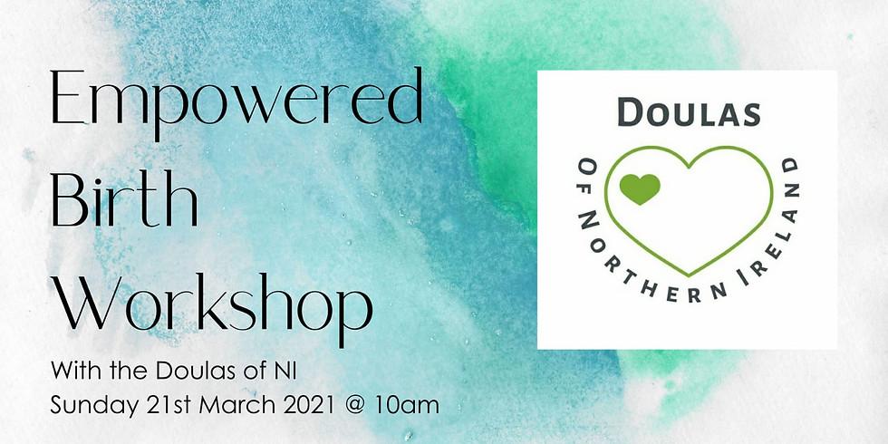 Empowered Birth Workshop
