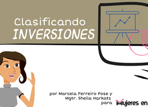 8. Clasificando Inversiones