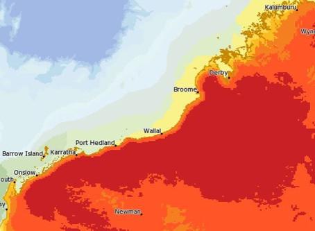 ABC News - Fitzroy Crossing Heatwave