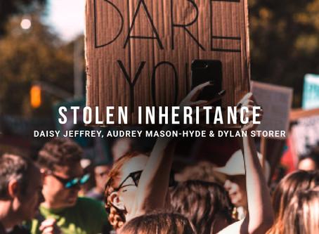 Stolen Inheritance - Festival of Dangerous Ideas
